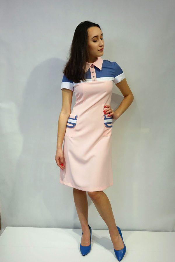 WZ sukienka model 12 zgadza się