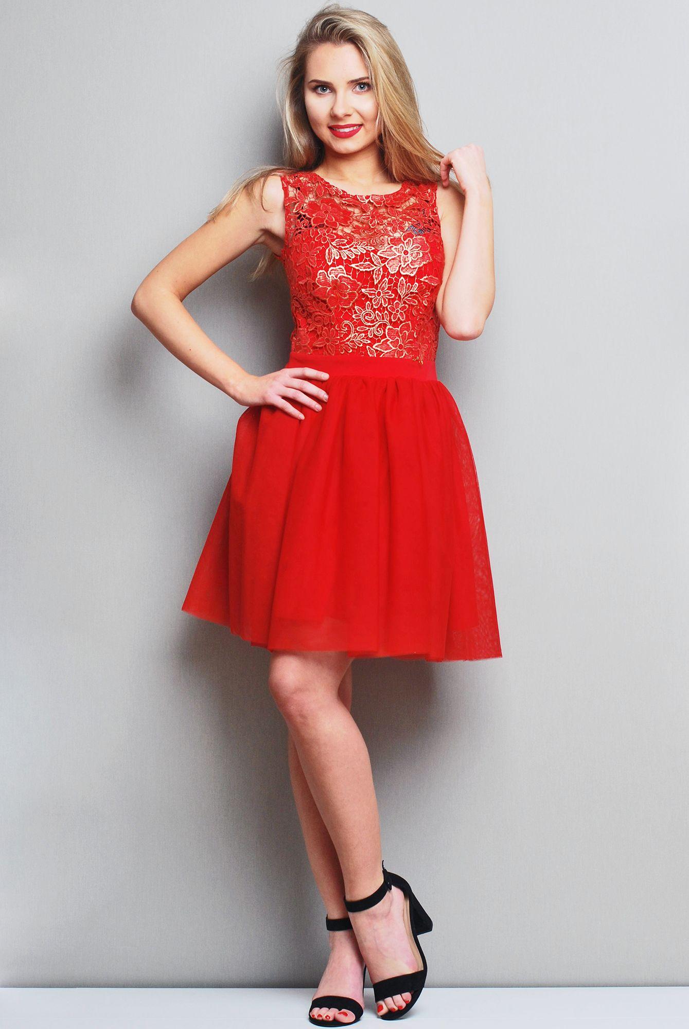 WZ sukienka model 8 jest